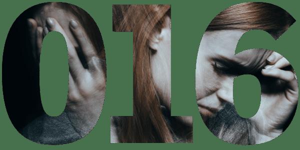 016 - Teléfono contra la vioencia de género